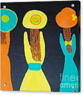 3 Sisters Acrylic Print