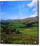 Sperrin Mountains, Co Tyrone, Ireland Acrylic Print