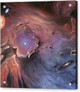 Starbirth Region, Artwork Acrylic Print