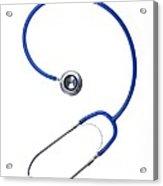 Stethoscope Acrylic Print