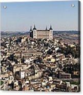 Toledo Spain Acrylic Print