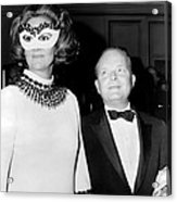 Truman Capote 1924-1984, Southern Acrylic Print by Everett