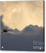 Typhoon Acrylic Print