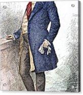 William Iv (1765-1837) Acrylic Print
