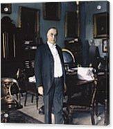 William Mckinley (1843-1901): Acrylic Print