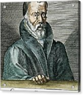 William Tyndale (1492?-1536) Acrylic Print