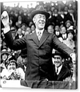 Woodrow Wilson (1856-1924) Acrylic Print