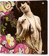Goddess Acrylic Print