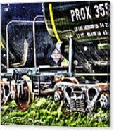 35530train Acrylic Print