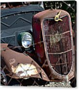 '36 Ford II Acrylic Print