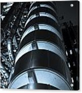 Lloyd's Building London  Acrylic Print
