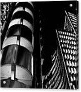 Lloyd's Building London  Acrylic Print