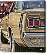 1968 Dodge Coronet Rt Acrylic Print