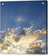 Angel Light Acrylic Print