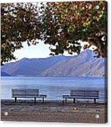 Ascona - Lake Maggiore Acrylic Print