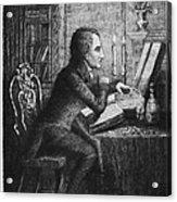 Charles Lamb (1775-1834) Acrylic Print