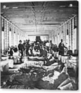 Civil War: Hospital Acrylic Print
