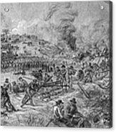 Civil War: Petersburg Acrylic Print