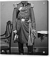 Civil War: Union Soldier Acrylic Print
