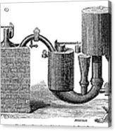 Denis Papin (1647-1712) Acrylic Print