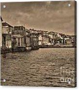 Falmouth Harbour  Acrylic Print