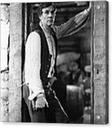 Film Still: Abraham Lincoln Acrylic Print by Granger