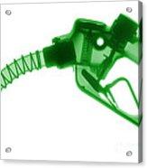 Gas Nozzle, X-ray Acrylic Print