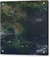 Gulf Oil Spill, April 2010 Acrylic Print