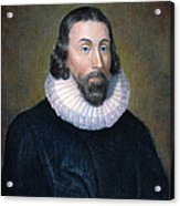 John Winthrop (1588-1649) Acrylic Print