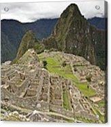 Machu Picchu, Peru Acrylic Print