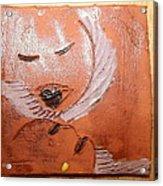 Mama - Tile Acrylic Print