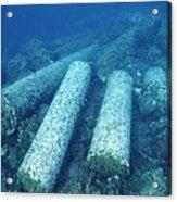 Marine Archaeology Acrylic Print