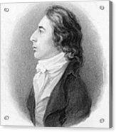 Robert Southey (1774-1843) Acrylic Print