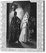 Shakespeare: Henry Vi Acrylic Print