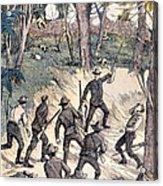 Spanish-american War, 1898 Acrylic Print