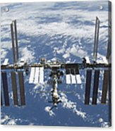 The International Space Station Acrylic Print