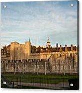 Tower Of London Acrylic Print