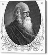 William Cullen Bryant Acrylic Print