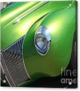 40 Ford - Front Driver Angle-8665 Acrylic Print