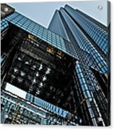 40 Stories To Tell Acrylic Print
