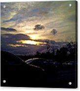 405 North 2 Acrylic Print