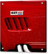 427 Ford Cobra Acrylic Print by Gordon Dean II