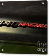 440 Magnum Acrylic Print