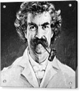 Samuel Langhorne Clemens Acrylic Print