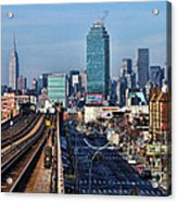 46th And Bliss Acrylic Print