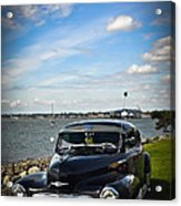 '47 Chevy By The Bay Acrylic Print