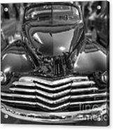 48 Chevy Convertible Acrylic Print