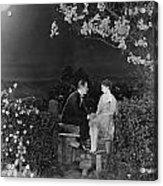 Silent Film Still: Couples Acrylic Print