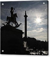4th Plinth 3 Acrylic Print