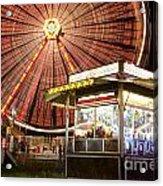 Amusement Park Acrylic Print